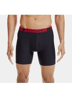 Under Armour Under Armor Boxershort Black-Red