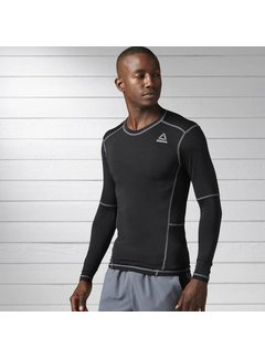 Reebok Reebok Workout Ready Compressie Longsleeve