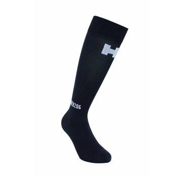 Herzog Herzog Compression Socks Pro Black-Silver