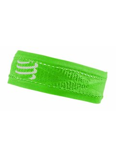 Compressport Compressport Smalle Hoofdband On/Off Groen