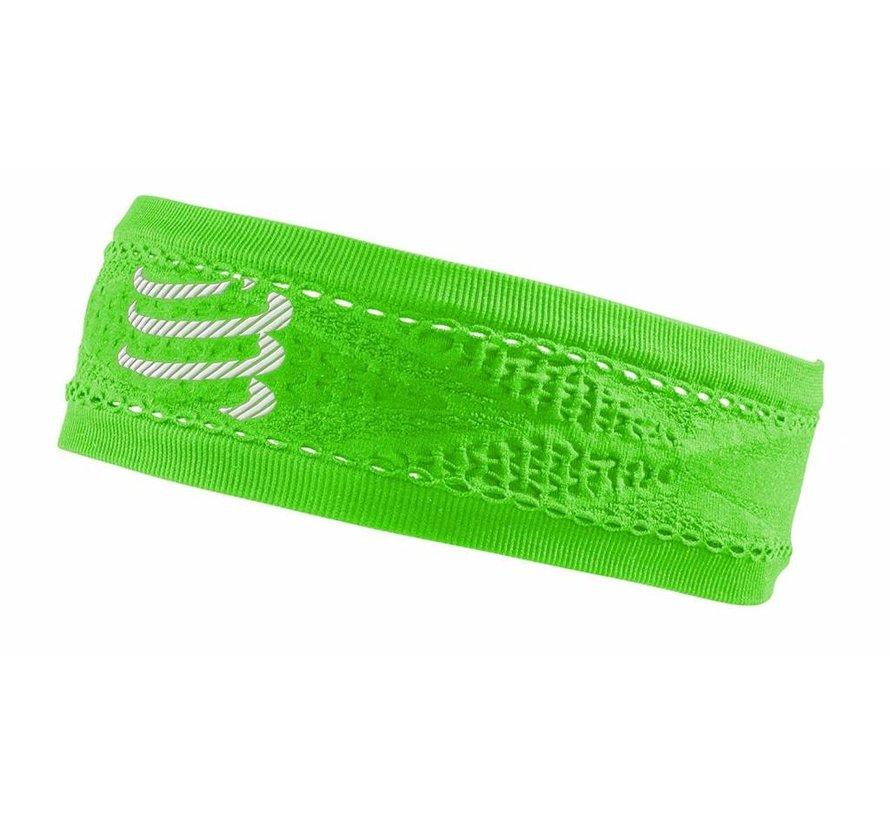 Compresport Narrow Headband On / Off Grün
