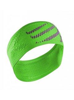 Compressport Compressport Stirnband Ein / Aus Grün