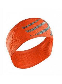 Compressport Compressport Stirnband Ein / Aus Orange