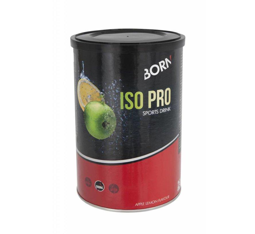 Born Iso Pro Sport Drink Apfel Zitrone (400 Gramm)