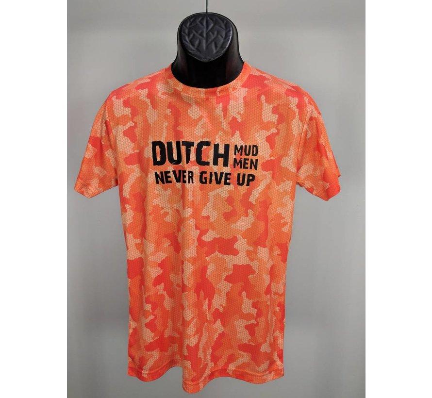 Niederländische Schlammmänner Camo Niederlande