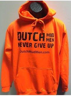 Dutch Mud Men DMM Pullover Orange