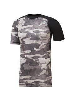 Reebok Reebok Active Chill Shirt -  Camo