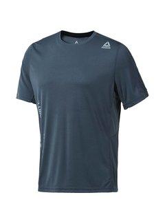 Reebok Reebok Sport Shirt Herren Grau