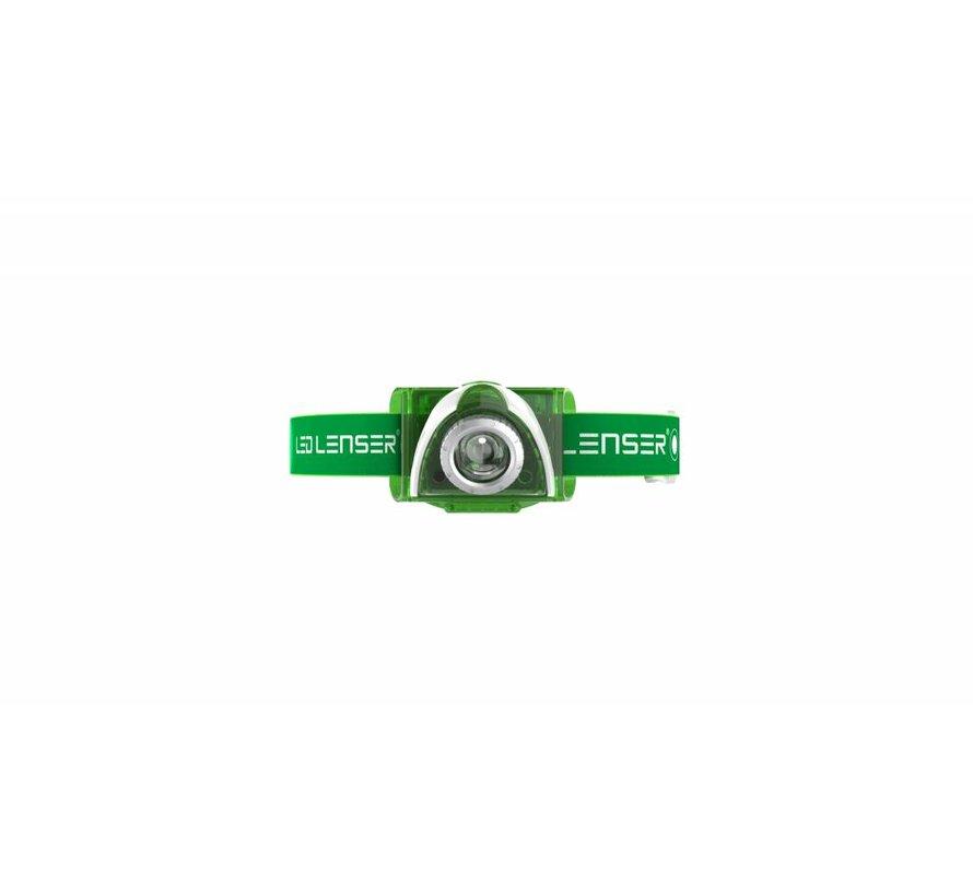 Led Lenser SEO S3 Grün