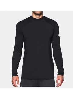 Under Armour Herenshirt ColdGear® Reactor Fitted met lange mouwen