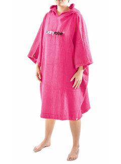 Dryrobe Dryrobe Towel Roze Omkleedbadjas