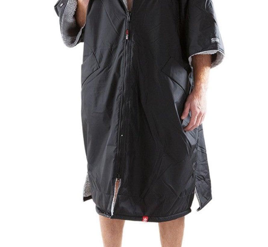 Dryrobe Shortsleeve Black-Gray