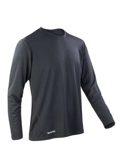 Spiro Spiro Quickdry Longsleeve T-shirt men
