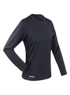Spiro Spiro Quickdry Longsleeve T-shirt dames