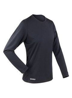 Spiro Spiro Quickdry Longsleeve T-shirt ladies