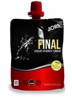 Born Born Final Liquid Energy Drink