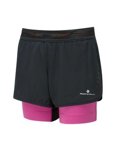 Ron Hill Ron Hill Frauen Infinity Marathon Twin Short