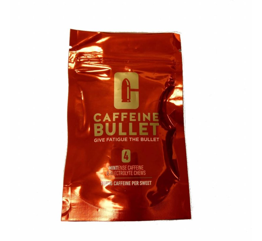Koffeinkugel (4 Stück)