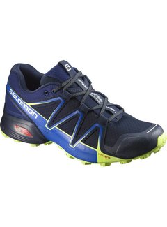 Salomon Salomon Speedcross Vario 2 Trailrunschoen Heren Blauw