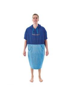 Prolimit Prolimit Poncho Blauw-Blauw