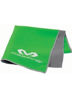 McDavid McDavid uCool Cooling Handdoek Neongroen