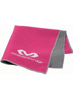 McDavid McDavid uCool Cooling Handtuch Neon pink