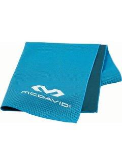 McDavid McDavid uCool Ultra Cooling Handtuch Neon Blau