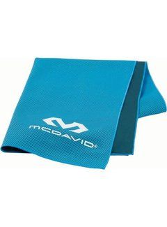 McDavid McDavid uCool Ultra Cooling Towel Neon Blue