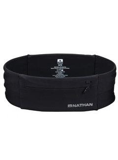 Nathan Nathan The Zipster Heupband Zwart