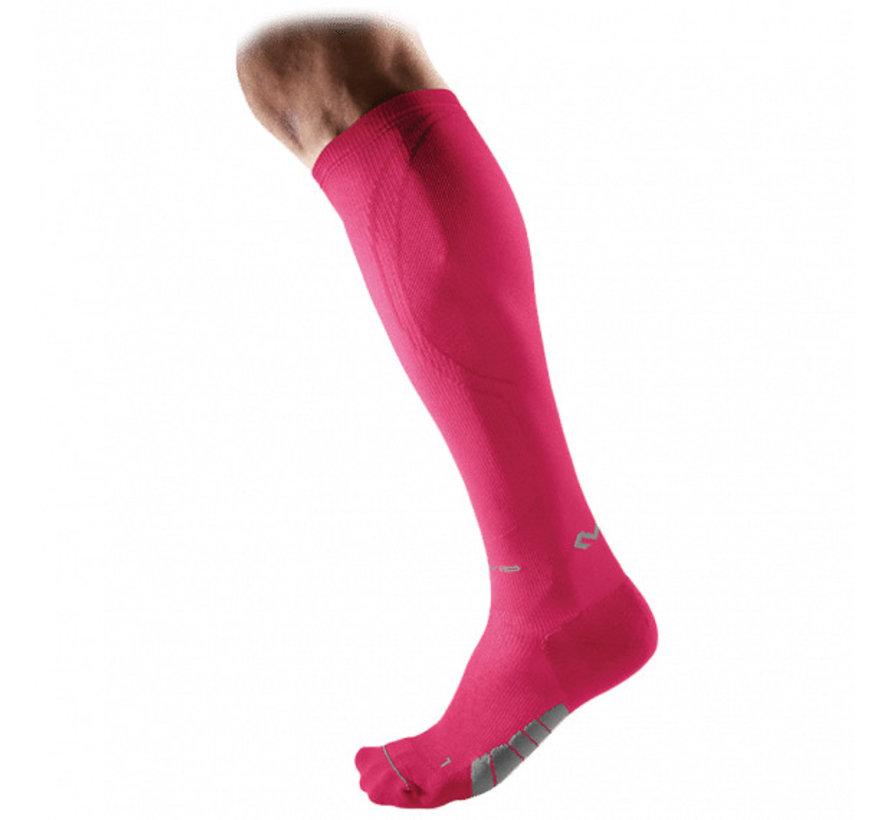 McDavid Active Runner Socks Pink