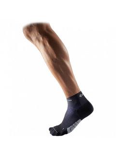 McDavid McDavid Runner Socken Low-Cut Schwarz