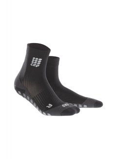 CEP CEP griptech short socks, black, men