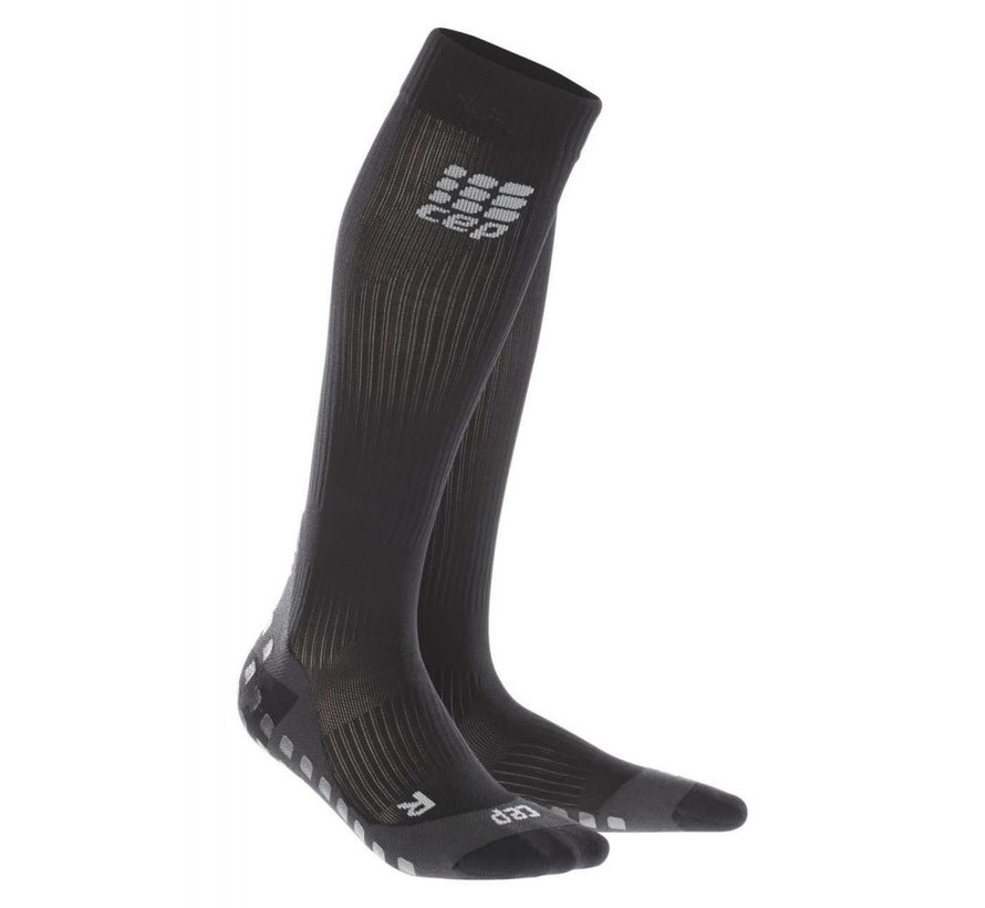 CEP griptech socks, black, men