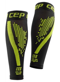 CEP CEP nighttech calf sleeves, green, women