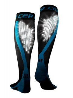 CEP CEP nighttech socks, blue, men