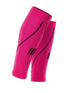 CEP CEP pro+ calf sleeves 2.0 compressietubes Roze Dames