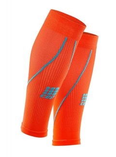 CEP CEP pro + calf sleeves 2.0, sunset / hawaii blue, men