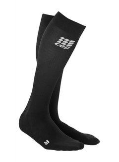 CEP CEP pro+ run socks 2.0, black/black, men