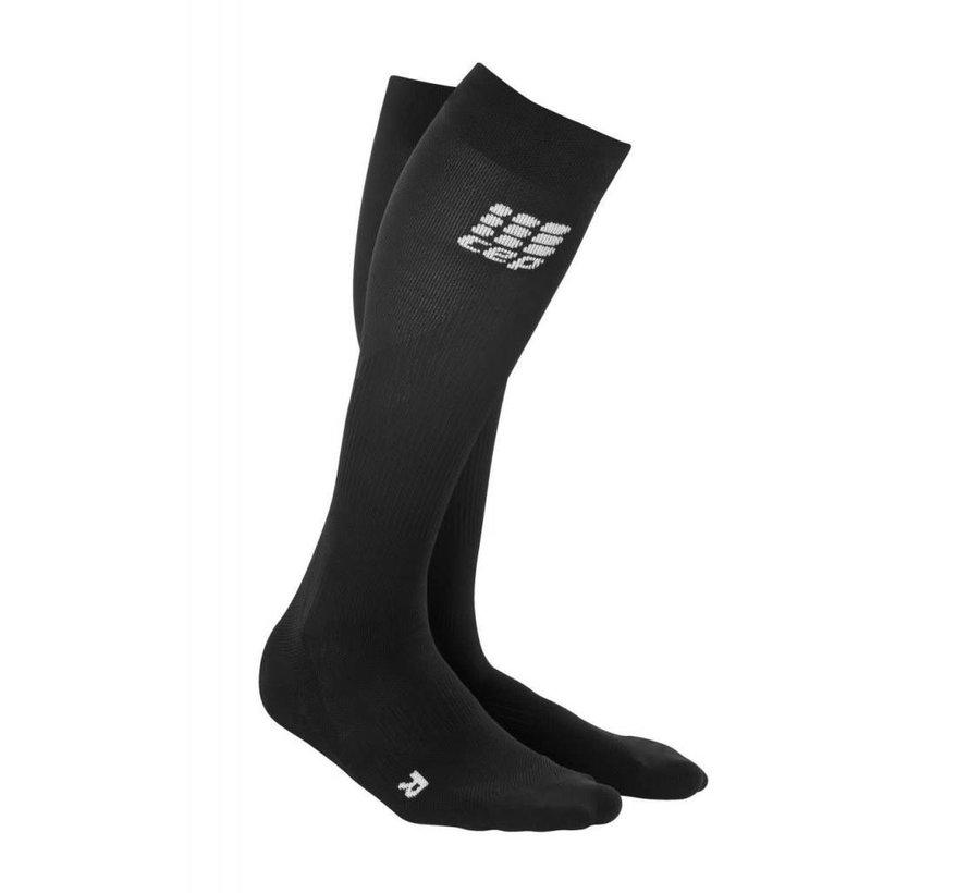 CEP pro + run socks 2.0, black / black, men