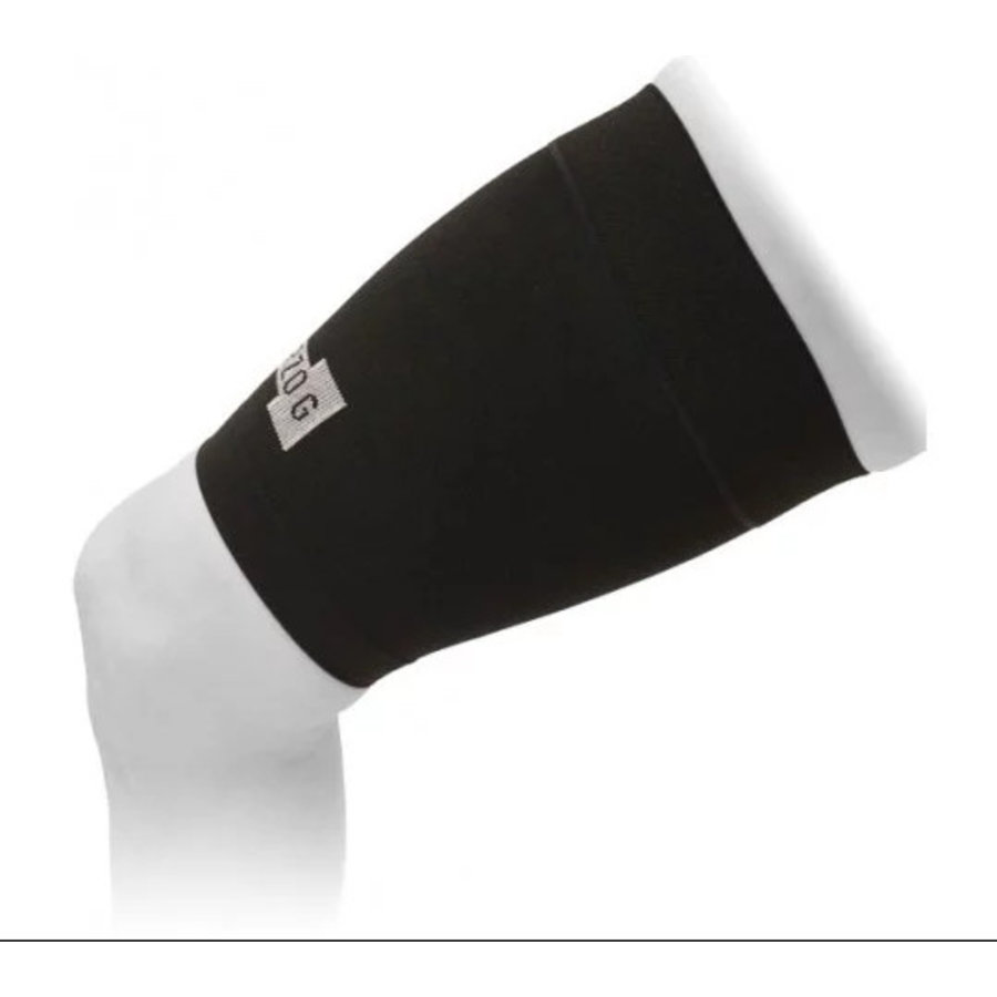 Herzog Pro Thigh Support Hamstring Black