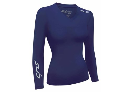 Sub Sports Dual Longsleeve ladies navy