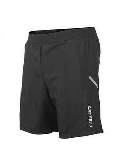 Fusion Fusion C3 Run Shorts Zwart Unisex