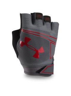 Under Armour UA Coolswitch Flux Grijs Trainingshandschoen