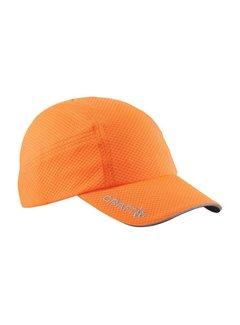 Craft Craft Run Cap Oranje