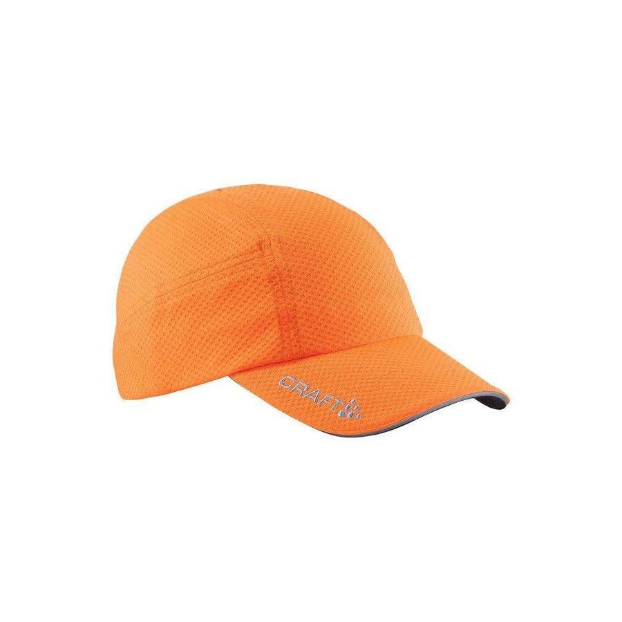 Craft Run Cap Orange