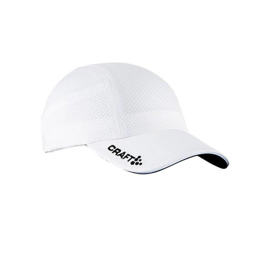 Craft Run Cap White