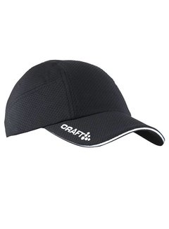 Craft Craft Run Cap Black