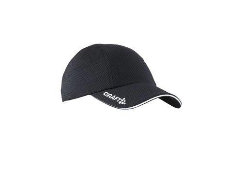 Craft Run Cap Black