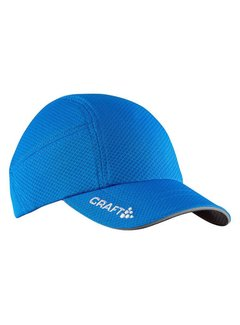Craft Craft Run Cap Blauw