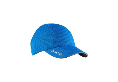 Craft Run Cap Blauw
